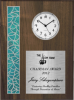 Walnut Native Heritage Clock Native Heritage Plaques
