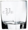 Sterling On the Rocks Glass Personalized Drinkware