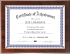 Economy Certificate Plaque Photo Gift Items