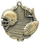 Wreath Football Medals All Trophy Awards