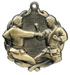 Wreath Male Karate Medals All Trophy Awards