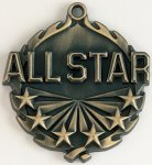 Wreath All Star Medal All Trophy Awards