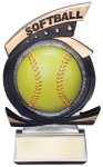 Gold Star Softball Award All Trophy Awards
