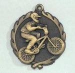 Wreath BMX Medal All Trophy Awards