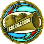 Cheerleading  Cheerleading Medallions