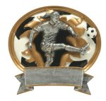 Sport Blaster Legend Soccer Female Circle Awards