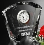 Fanfare Clock Clock Awards