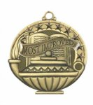 Most Improved  Education/Lamp of Knowledge Medallions