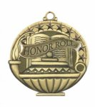 Honor Roll  Education/Lamp of Knowledge Medallions
