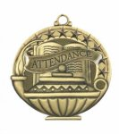 Attendance  Education/Lamp of Knowledge Medallions