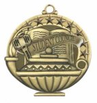 Student Council  Education/Lamp of Knowledge Medallions