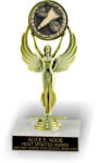 Victory Medallion Insert Trophy Participation Trophies