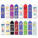 Peaked Cut Scholastic Award Ribbon Peaked Top Award Ribbons