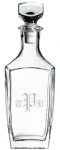 Sterling Decanter Personalized Drinkware
