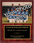 Photo Plaque Sports and Academic