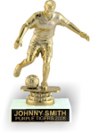 Figure on Marble Valuerite Trophies | Economy Trophies