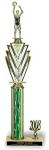 Figure, Riser and Column with Trim on Marble Base  Valuerite Trophies | Economy Trophies