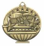 Most Valuable Player/MVP  Victory/Achievement Medallion