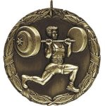 Weight Lifting XR Series Medal Awards